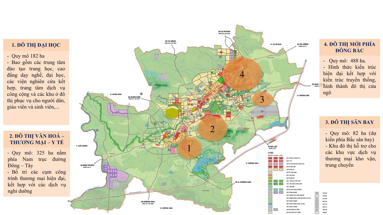 bản đồ quy hoạch buôn ma thuột 2025