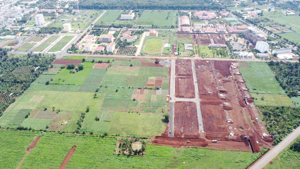 khu dân cư phường tân an 3,2 ha