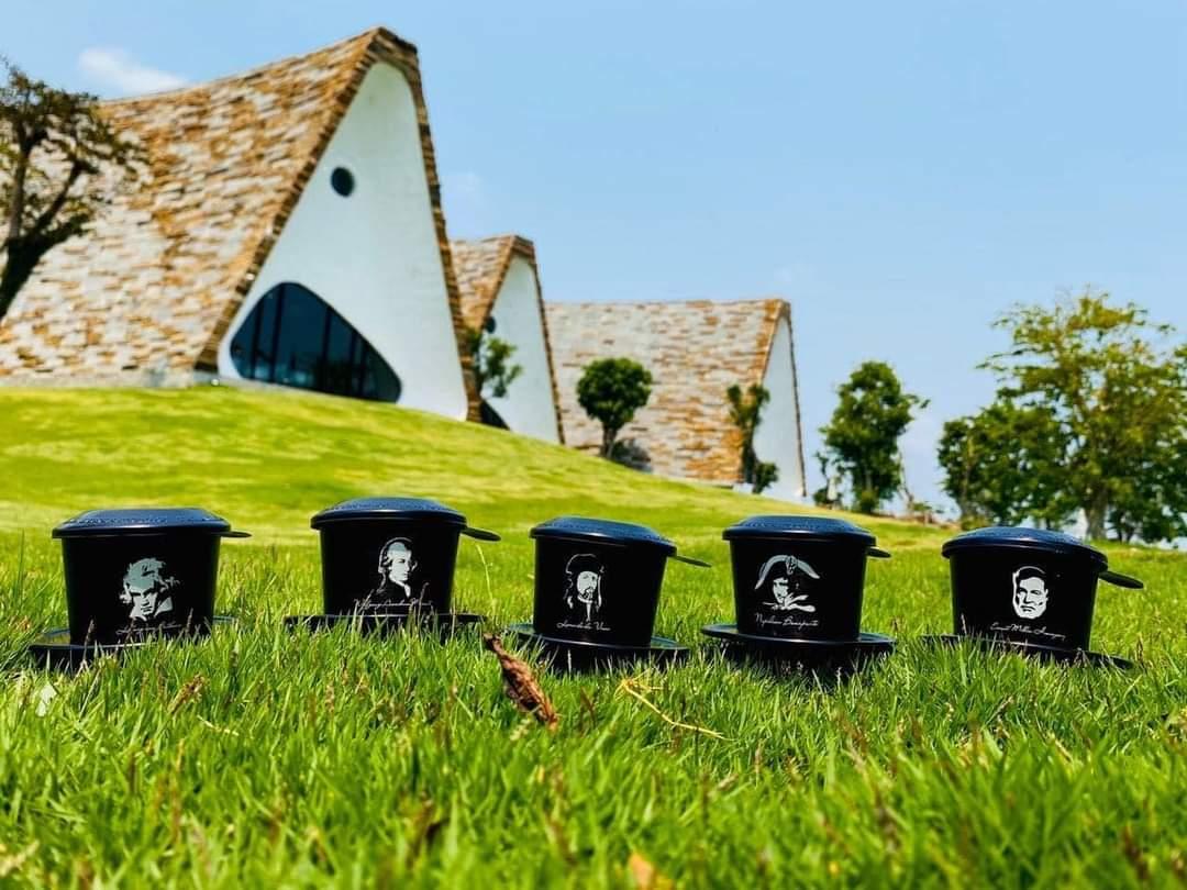 dự án thành phố cà phê trung nguyên